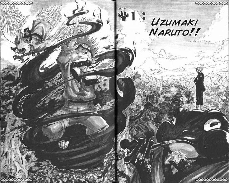 Naruto 1 página 3 - Leer Manga en Español gratis en NineManga.com