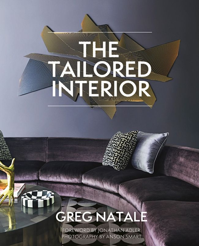 Fishpond Australia The Tailored Interior By Jonathan Adler Foreword Greg Natale Buy Books Online ISBN