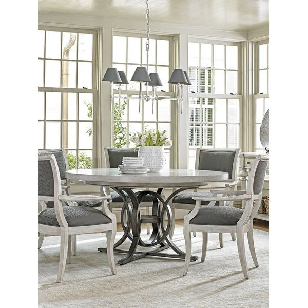 Oyster Bay Calerton Extendable Dining Table Dining Table Side Chairs Dining Upholstered Dining Chairs