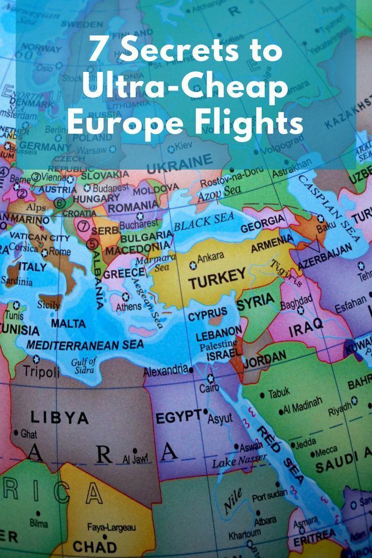 7 Secrets Of Ultra Cheap Europe Flights Seven Secrets Of Ultra Cheap Europe Flights Source By Smartertravel In 2020 Europa Reisen Reisetour Reiseziele In Europa