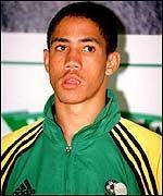 South Africa midfielder Steven Pienaar