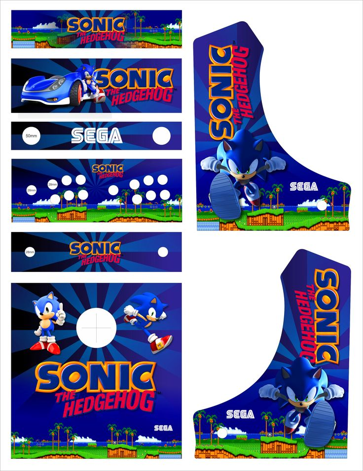Sonic                                                                                                                                                                                 Mais