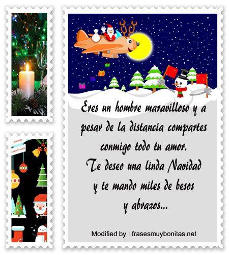 Nuevos Mensajes De Navidad Para Mi Amor Que Viajo La Bendicion