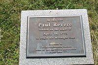 Paul Revere - Wikipedia, the free encyclopedia