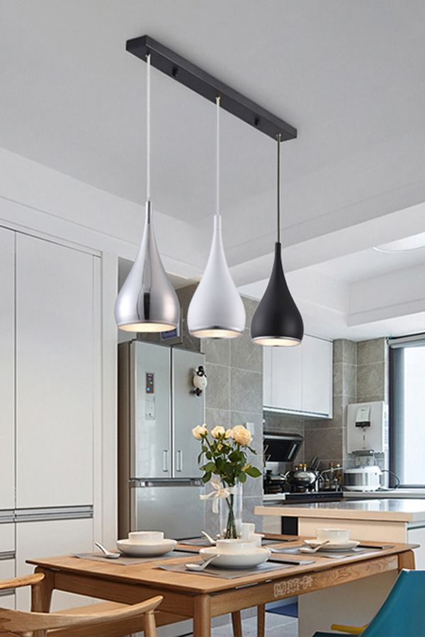 Modern Simple Pendant Lights Minimalist Led Hanging Lamp Simple
