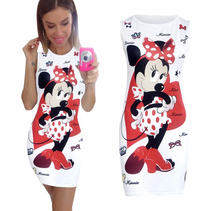 2016 new Fashion Women Summer Sleeveless white Bodycon Camouflage Cartoon Mouse Print Sexy tank Mini Dress Vestido Curto Cortos♦️ SMS - F A S H I O N 💢👉🏿 http://www.sms.hr/products/2016-new-fashion-women-summer-sleeveless-white-bodycon-camouflage-cartoon-mouse-print-sexy-tank-mini-dress-vestido-curto-cortos/ US $5.60