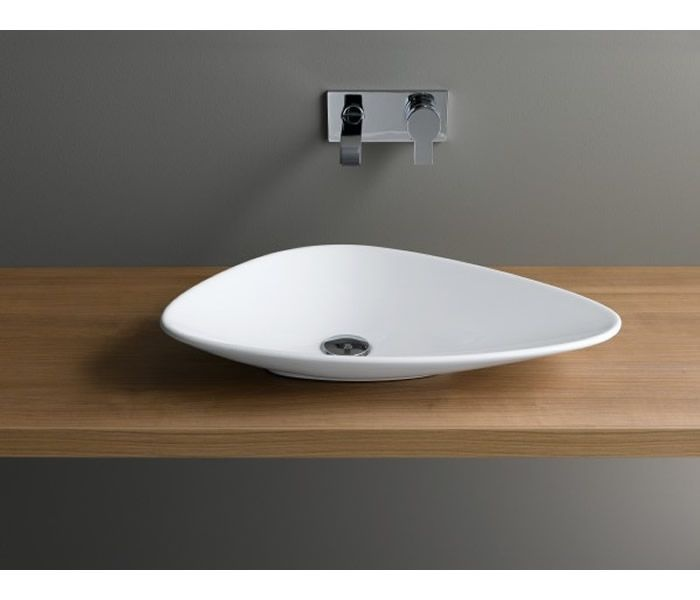Vitra Options Piu Due Triangular Countertop Basin   UK Bathrooms. Best 25  Countertop basin ideas on Pinterest   Bathroom countertop