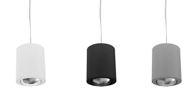 Button – ställbar downlight för accentljus eller allmänljus