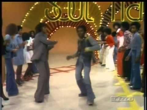 Vintage Soul Train Line: I Love Music. The OJays.