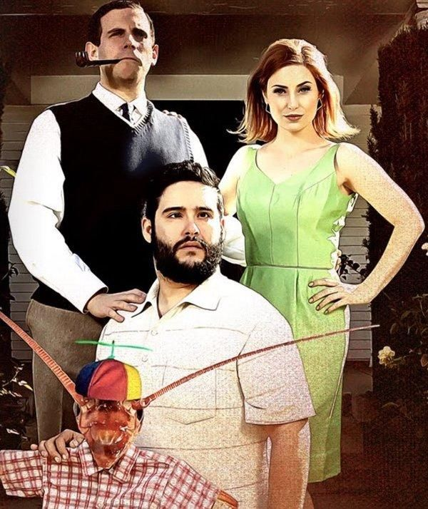 Nuclear Family (TV Series 2016- ????)