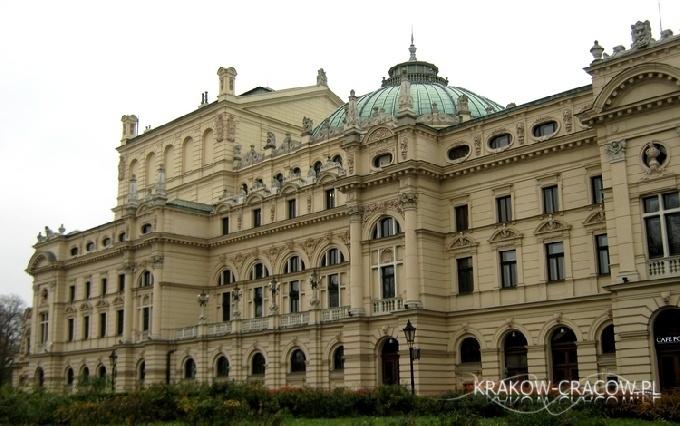 Teatr im. Juliusza Słowackiego w Krakowie / Juliusz Słowacki Theatre in Cracow