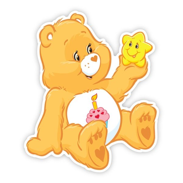 150 best care bear birthday bear images on pinterest