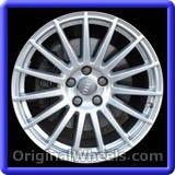 Audi A4 2011 Wheels & Rims Hollander #58800C #Audi #A4 #AudiA4 #2011 #Wheels #Rims #Stock #Factory #Original #OEM #OE #Steel #Alloy #Used