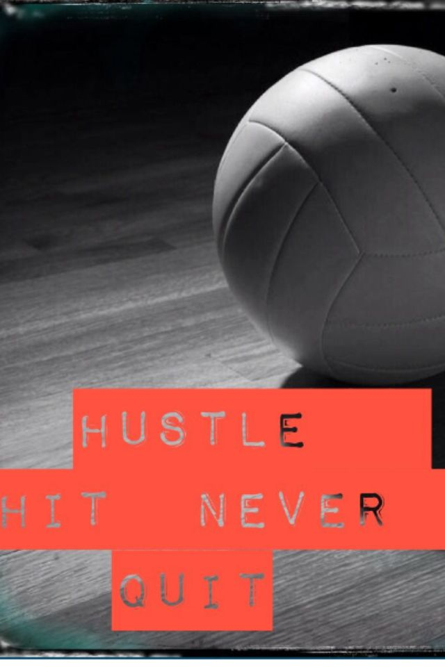 Never quit:) Hustle:)