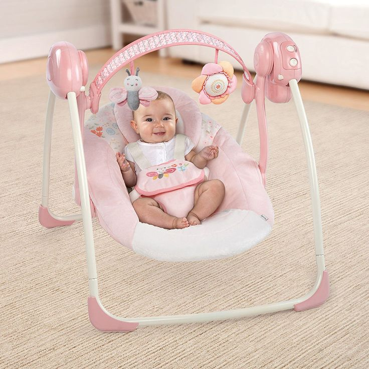 Portable Baby Swing Newborn Rocker Bouncer Infant Seat Toy Comfort Chair Sleeper  sc 1 st  Pinterest & 23 best Nursery Furniture images on Pinterest | Babies nursery ... islam-shia.org