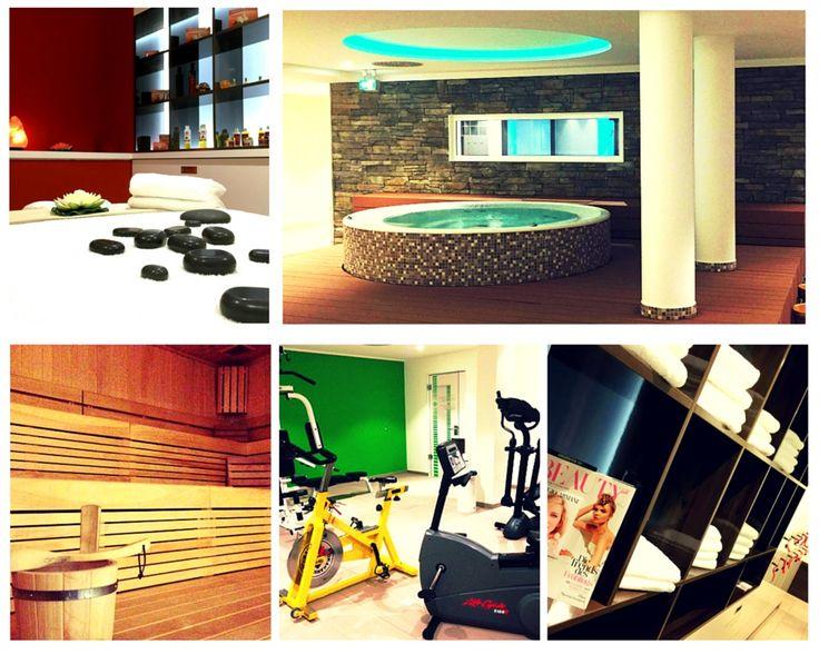 HKK Hotel Wernigerode**** Wellness: Whirlpool- und Saunabereich
