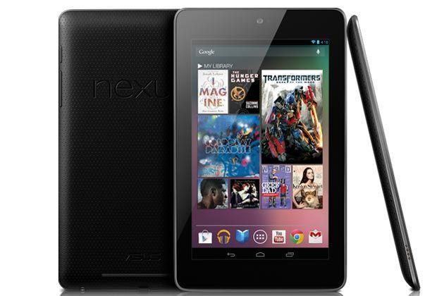 Google Nexus 7 tablet's India launch in November
