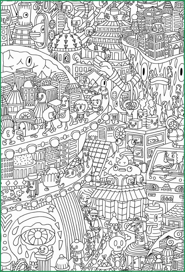 Doodle Art Coloring Pages Doodle Coloring Pages Beautiful Free Printable Doodle Art Coloring Albanysinsanity Com Coloring Books Doodle Coloring Stress Coloring Book