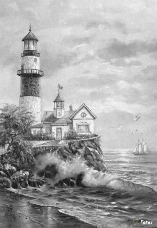 1000 images about Lighthouses