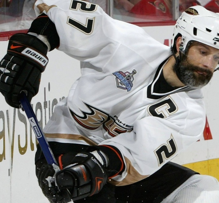 Best NHL Playoff Beards of Past Decade