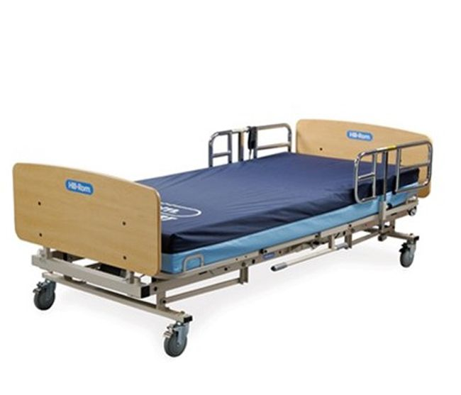 hillrom bariatric bed