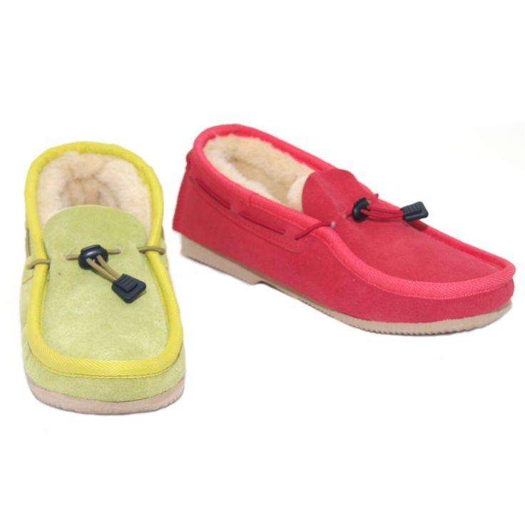 http://www.uggbootsmadeinaustralia.com.au/Sheepskin-Moccasins-and-Loafers.aspx