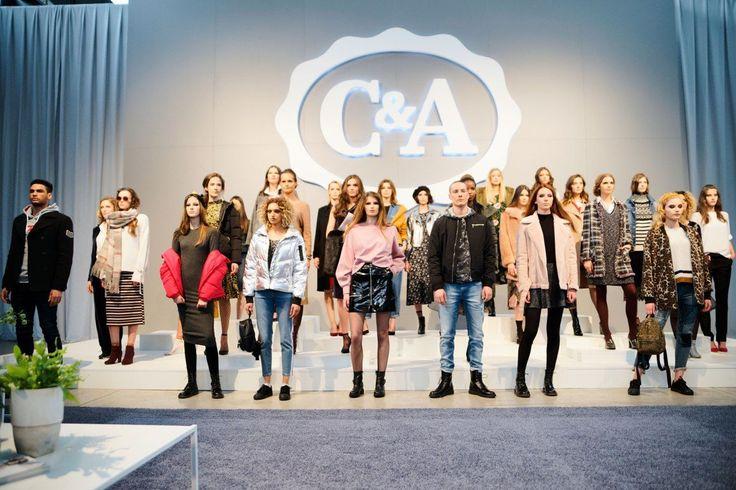 C&A presenta BEHIND-THE-SCENES, su nueva colección otoño/invierno 17 en Amberes