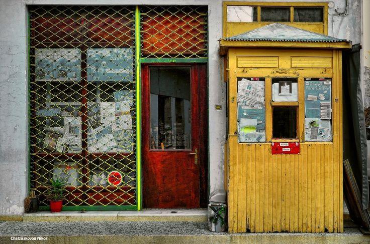 Photograph the shop by Nikos Chatziiakovou on 500px