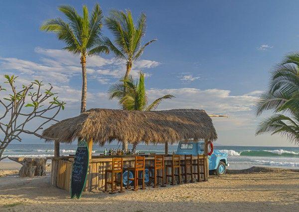 Auch in Südamerika schreitet die W Hotelgruppe unaufhaltsam fort - die neueste Eröffnung ist das W Punta de Mita an Mexikos Pazifikküste.