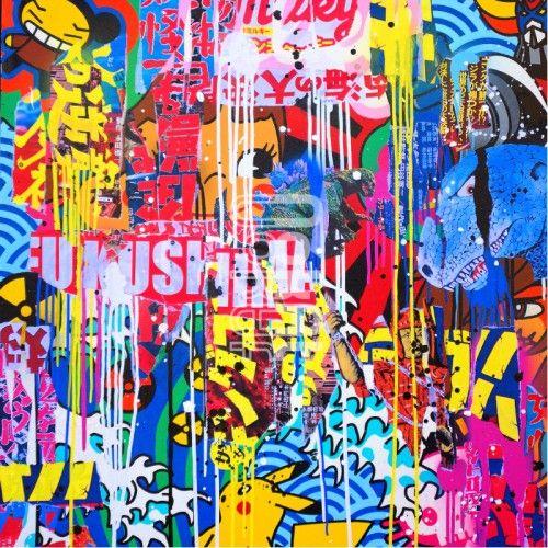 Favori Les 31 meilleures images du tableau Pop Art Gallery - Novak Cathy  PV66