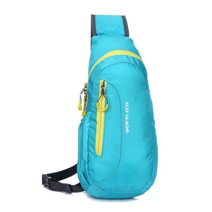 Hot Sale Brand Nylon Waterproof Men Female Chest Bag Casual Functional Fanny Bag Waist Bag Money Phone Belt Bag bolsas feminina