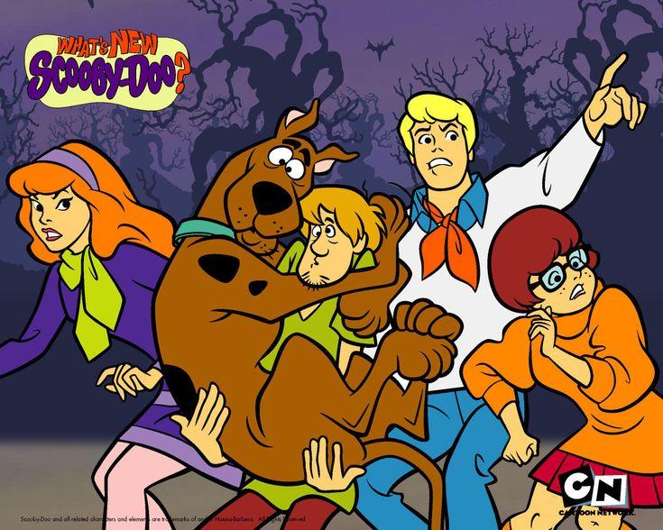 scooby doo | Scooby-Doo Wallpaper