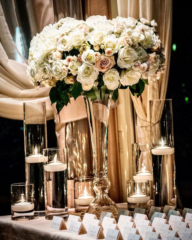 Floating Candle Centerpiece Ideas: 1000+ Ideas About Floating Candle Centerpieces On