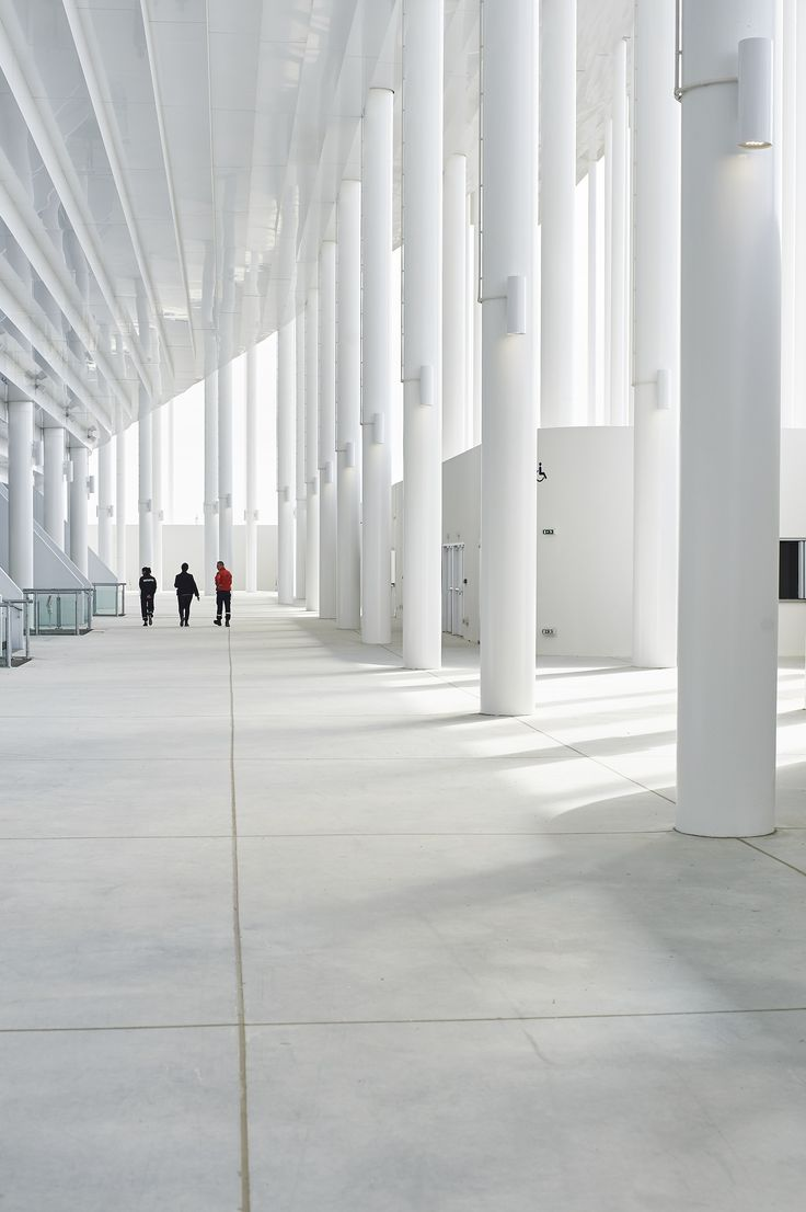 Gallery: Inside Herzog & de Meuron's Bordeaux Stadium During Its Inaugural Match,© Philippe Caumes