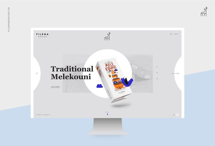 Filema Rodion UI Design on Behance