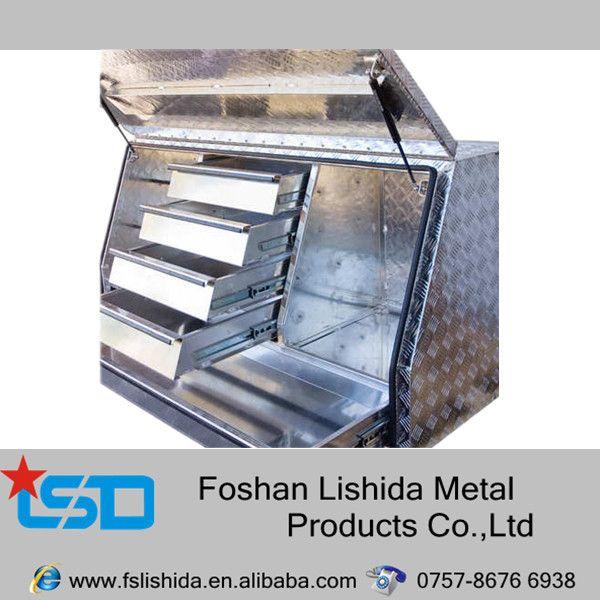 high quality 5 drawers metal truck tool box buy metal truck tool truck tool truck tool box product on alibabacom - Tool Box For Trucks