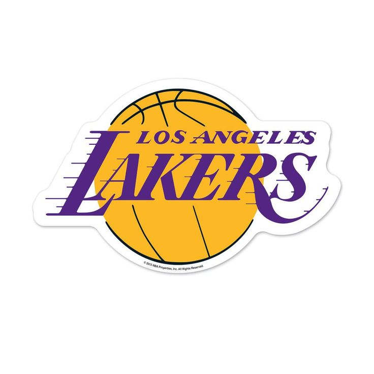 Los Angeles Lakers Logo on the GoGo
