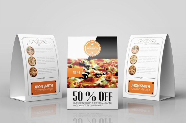14 best Table Tents images on Pinterest Table tents, Print