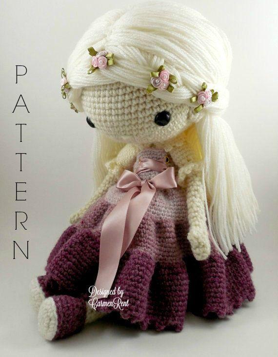 Meer dan 1000 idee?n over Crochet Toys Patterns op ...