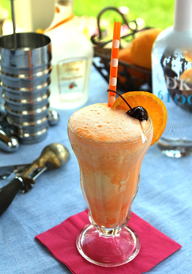 Orange creamsicle cocktail recipe orange creamsicle for Cocktail orange