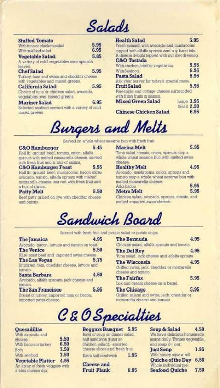Super Vintage Cafe Menu 41 Ideas Cafe Menu Design Restaurant Menu Design Vintage Menu
