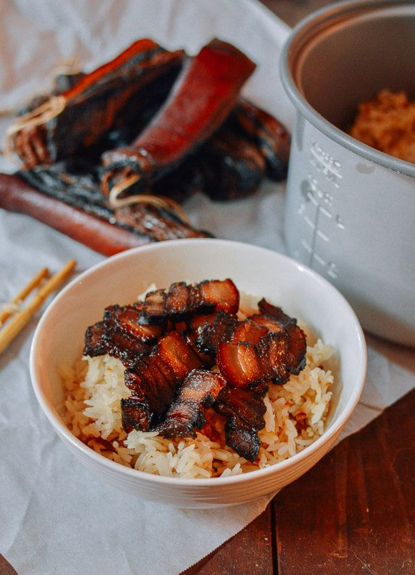 Recipe for the Chinese Cured Pork Belly by the Woks of Life