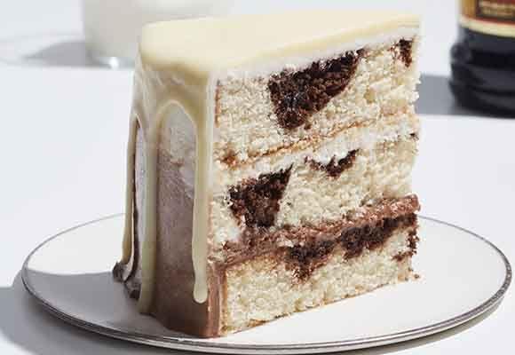 White Russian Cake Recipe