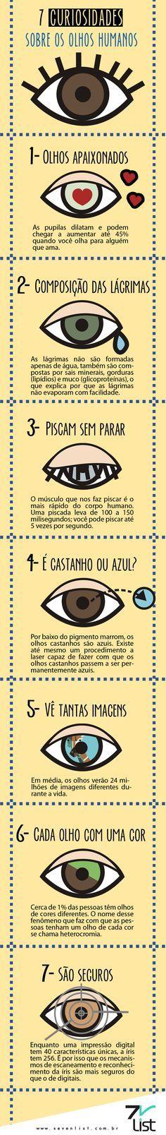Teus olhos, meus olhos, nossos olhares...