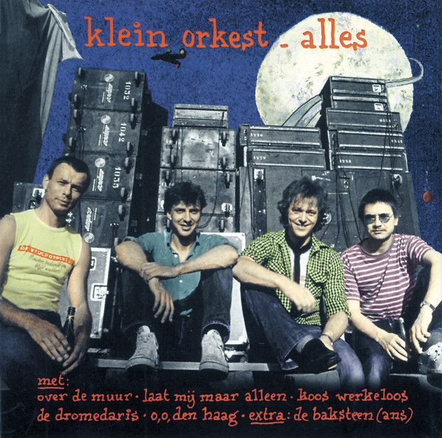 """Later Is Al Lang Begonnen"" by Klein Orkest was added to my Een soundtrack van mijn leven playlist on Spotify"