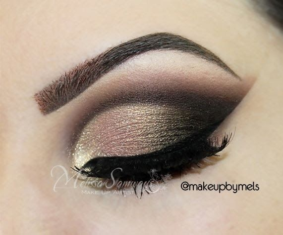 Dramatic Brown 2 by Melissa Samways | Beauty How To: Eye ...