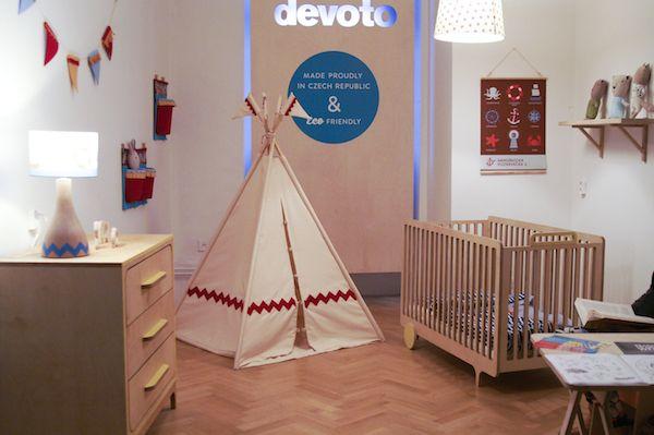 Devoto, Prague Design Week 2014