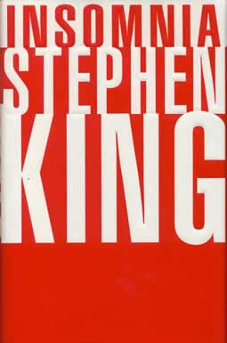Insomnia - By Stephen King  By far one of my very fav books, I never get tired of Ralph Roberts!