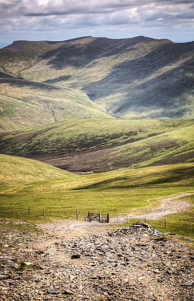 Blease Fell, Cumbria, England