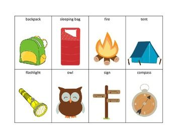 121 Best Preschool Camping Theme Images On Pinterest